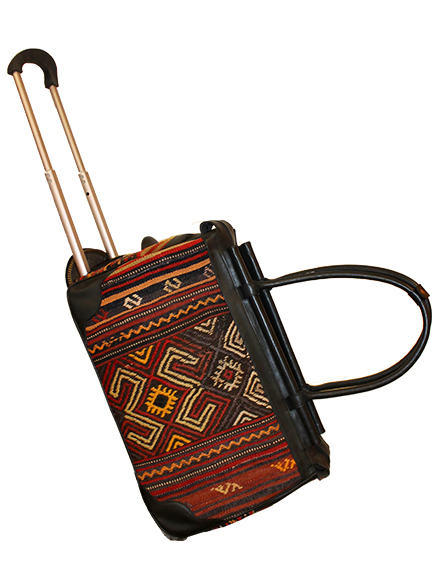 Trolley in kilim - Trolley