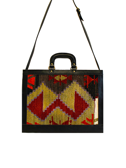 Borsa a tracolla in kilim - Business