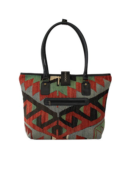 Borsa shopping in kilim - Dans