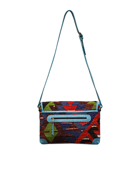Kilim messenger bag