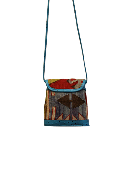 Kilim messenger bag - Minibag