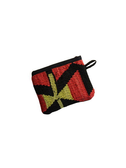 Kilim coin purse - Kese