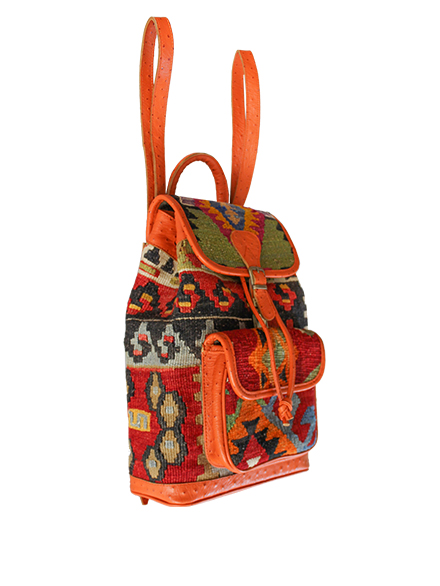 Kilim backpack - Sibel