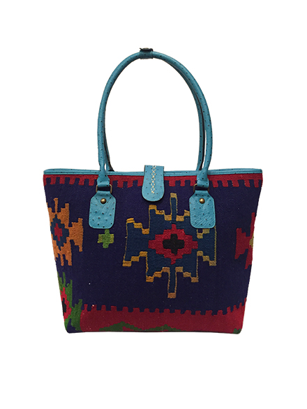 Kilim shopping bag - Dans
