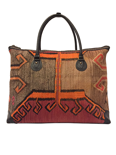 Kilim travel bag - Large